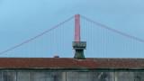 Fort Mason and Golden Gate Bridge