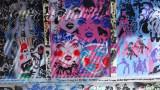 Eclair Bandersnatch Street Art