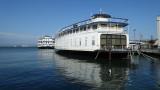The Santa Rosa and San Francisco Belle at Pier 3