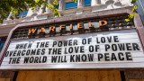 The Warfield Theatre Marquee