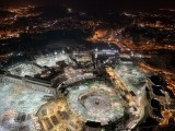 View from Makkah Clock Tower