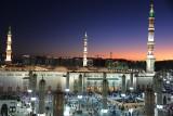 Masjid Al-Nabawi and Madinah Al-Munwarah