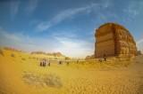 Madain Saleh - City of Perished Nation Thamud