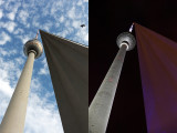 Tour télé Berliner Fernsehturm