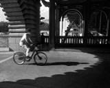 A Paris, en vélo ...