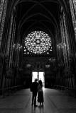 A la Sainte Chapelle