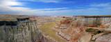 Coal Mine Canyon Panorama, AZ