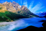 American and Canadian Rocky Mountains
