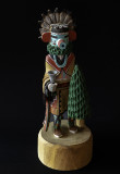 Christmas Kachina, Hopi Carving