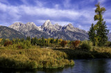 Otter Tail Pond, Grand Teton National Park, WY