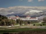 Mount Washington Hotel - Bretton Woods, New Hampshire