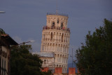 Our First Look at the Leaning Tower of Pisa