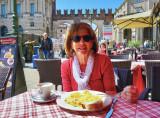Lunch in Verona