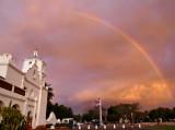 Rainbow and Mission San Luis Rey