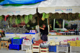 A Market in Şirince, Turkey
