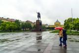 King Tomislav Square -E