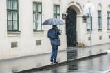 Rainy Day In Zagreb -E