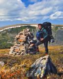 Comme je voulais ajouter à ma banque photos des couchers et levers de soleil pris du sommet du mont Jacques-Cartier dans les Chic-chocs, il m'a fallu faire une demande à Parc et conservation de la faune Québec pour une dérogation afin d'avoir le droit de passer une nuit dans la tour, accompagné de mon acolyte -feu Réjean- ce qui me fut accordé, ma banque photos étant reconnue par d'autres parcs. LA SUITE DE L'HISTOIRE PLUS PLUS LOIN...