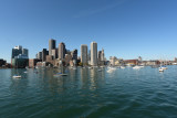 Boston Harbor/ Boston Massachusetts  USA