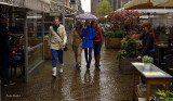 Delft  Netherlands   Smiling in the Rain