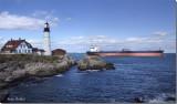 Portland Headlight Lighthouse   Portland Maine