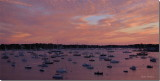 Newport Harbor   in Newport Rhode Island  USA