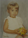 Kimberly Jean Derkach 2 years Old