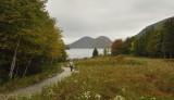 Acadia National Park Jordans Pond