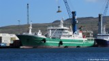Russian Fishing Vessels