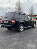 2010 Ford Explorer XLT Black on Black Leather