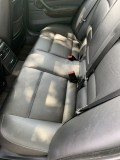 Perfect Black Leather Seating surfaces