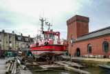 Boat yard and pumping station for the Floating Harbour - Bristol