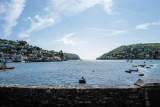 Bayards Cove Dartmouth looking seaward