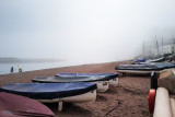 Misty morning @ Shaldon in Devon