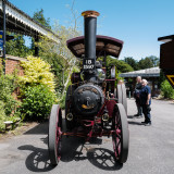At Bicton Park - A Steam and old vehicles weekend