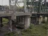 Eagle Street Lift Bridge #rip