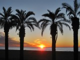 Malgrat de Mar Sunrise