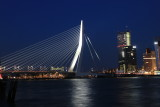 Rotterdam. Erasmusbrug