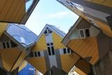 Rotterdam. The Cube Houses (Kubuswoningen)