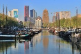 Rotterdam. Haringvliet