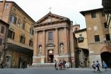 Siena. Chiesa di San Cristoforo