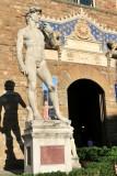 Firenze. Piazza de la Signoria