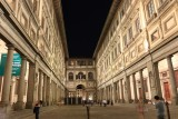 Firenze. Galleria degli Uffizi