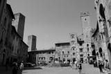 San Gimignano, Piazza della Cisterna