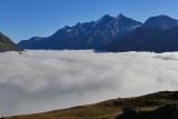 Morning Mist Over Zermatt