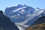 The Monte Rosa Massif. Dufourspitze