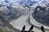 Zermatt. Grenzgletscher