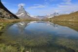 Zermatt. Riffelsee