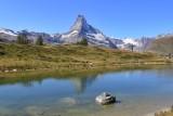 Zermatt. Leisee