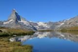 Zermatt. Stellisee